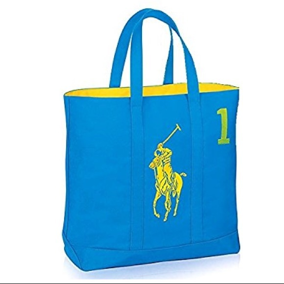 Polo by Ralph Lauren Bags   New Polo Ralph Lauren Large Pony Tote ... d101297579